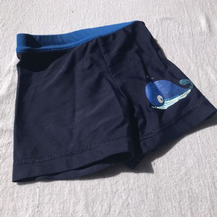 12-18 Month Whale Theme Trunks
